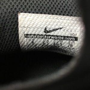 Nike Shoes - Nike High Tops Black Shoes Size 9 Women's
